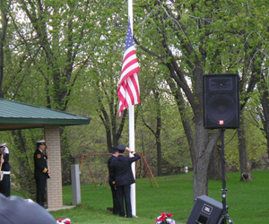 2013 – Workers Memorial Day