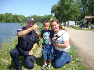 9th Annual Take Kids Fishing Day @ Chad Erickson Memorial Park | La Crosse | Wisconsin | United States