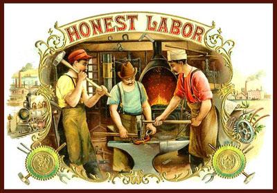 Vintage-Labor-Day