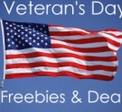 2018 Veterans Day Free & Discounted Meals for Veterans