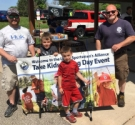 8th Annual Kids' Fishing Event a Success