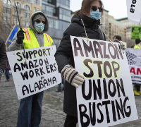 Amazon won the Alabama union fight. But don't mourn – organize