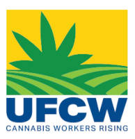 UFCW Inks National Cannabis Deal(s)